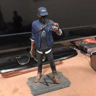 Watch_Dogs 2 Retr0 Figure
