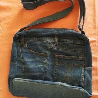 New Denim Bag For Sale