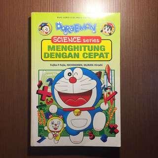 Doraemon Science Series ( Menghitung Dengan Cepat ) ( Buku Anak )