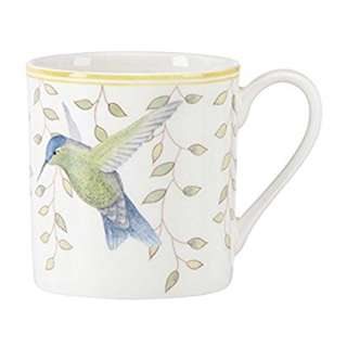 Lenox Butterfly Meadow Live Simply Mug by Lenox
