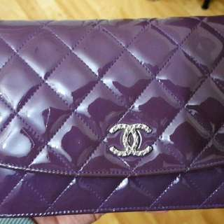 100% Authentic Chanel WOC