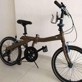 4ING Life Foldable Bike