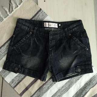 厚磅牛仔短褲✨
