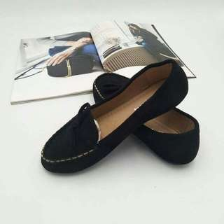 Korean Loafer Style Flats