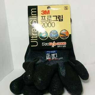 Sarung tangan gloves 3M Pro Grip 2000 size S