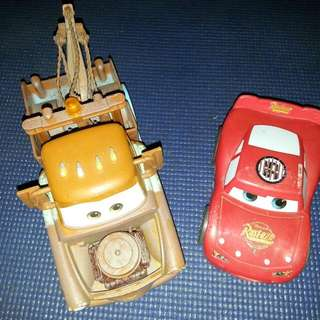 The Cars Toy Collection