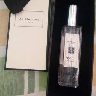 Authentic Jo Malone English Pear and Freesia 30ml from Dubai