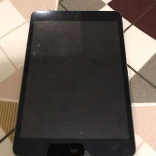 Ipad mini 1, Black 16gb