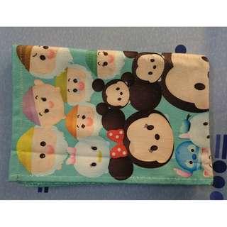 外貿原單進出口日本超人氣TSUM可愛卡通滿版圖案超實用浴巾海灘大毛巾