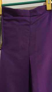 Purple Pink Skirt