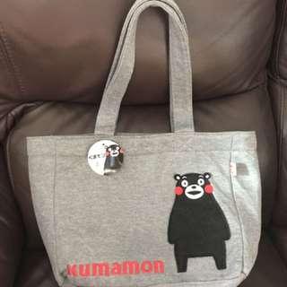 熊本灰色袋