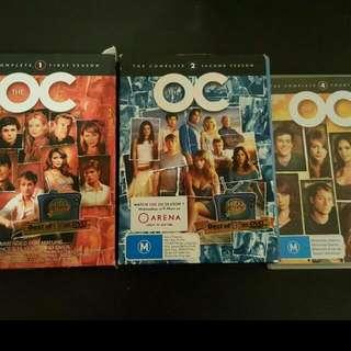 OC Season 1, 2 And 4