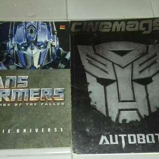 Set Transformers Magazine