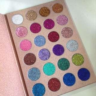 24 Pans Glitter palette!