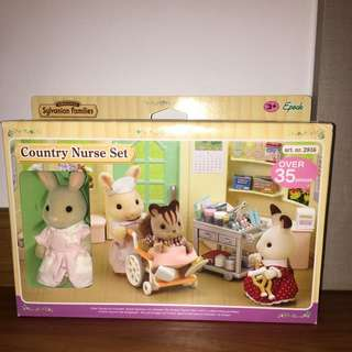 Sylvanian family Country Nurse Set!!