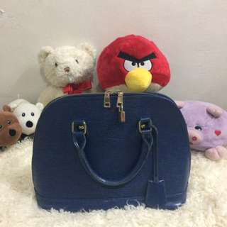 Blue Classy Handbag
