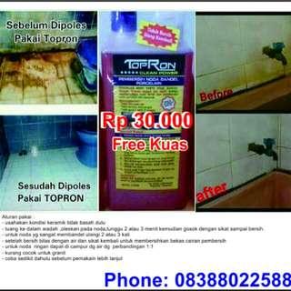 [Promo] Topron Cleaner..