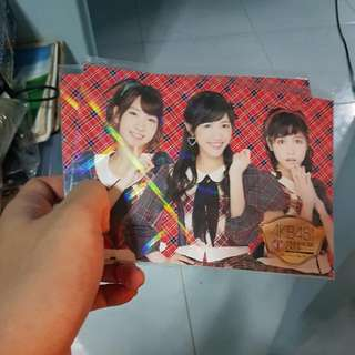 AKB Treasure Card