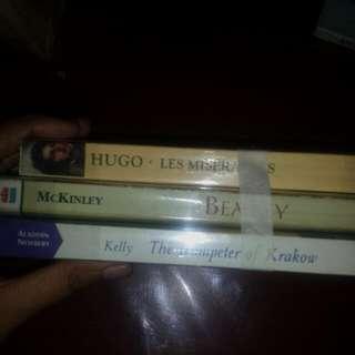 Historical And Fantasy Novels