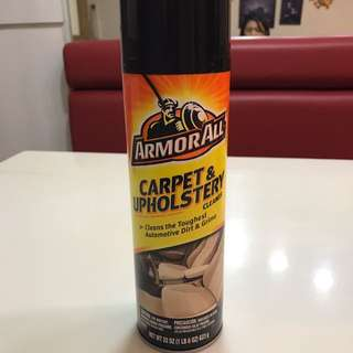ArmorAll carpet And Upholstery Cleaner