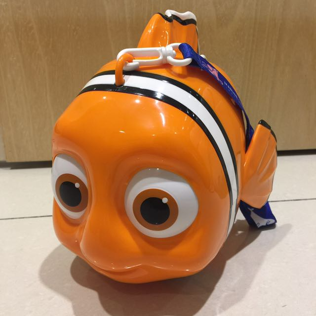 迪士尼海洋2017新款Nemo爆米花筒