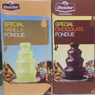 Dutche Chocolate Fondue