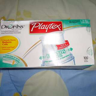 Playtex Drop-Ins System Pre-Sterilized Disposable Liners