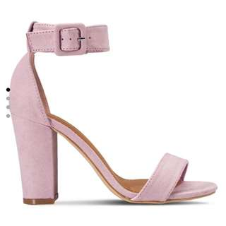 Pink Rose Rubi Sebastian Heels