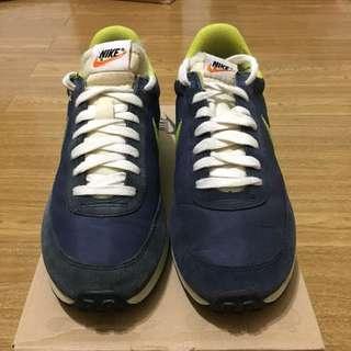 Nike Air Tailwind 阿甘 US8 藍