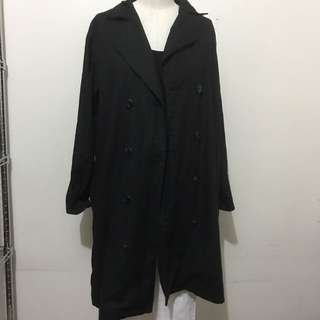 Stylenanda - Double Breasted Light Weight Trench Coat