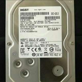 """HGST - Server Grade 3.5"""" Hard Disk"""