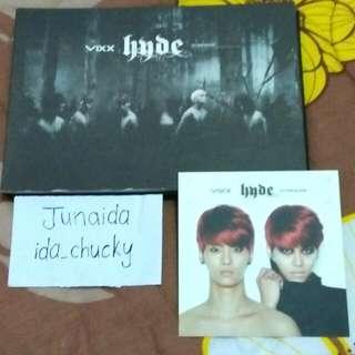 VIXX Mini Album Vol. 1 - Hyde