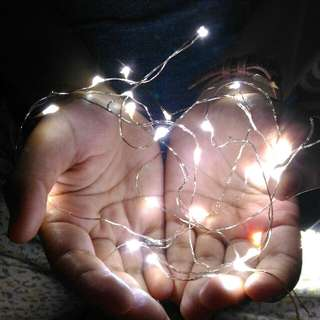 ✨✨FAIRY LIGHTS!✨✨