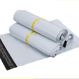 White Polymailer 38 X 52cm