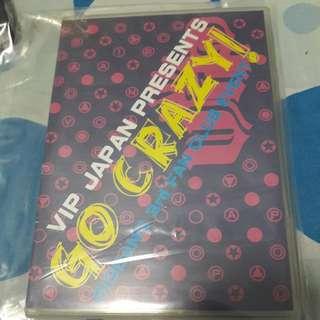 Offer Price Bigbang 3rd Fan club Event Go Crazy VIP Japan Presents