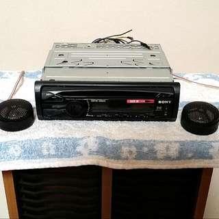 Sony Car Audio player