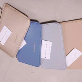 Charles And Keith Wristwallet