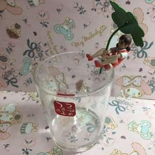 杯緣子 紅色三代 四葉草