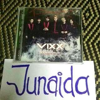 VIXX - Depend On Me