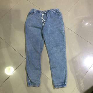 Berskha Jogger Jeans Pants