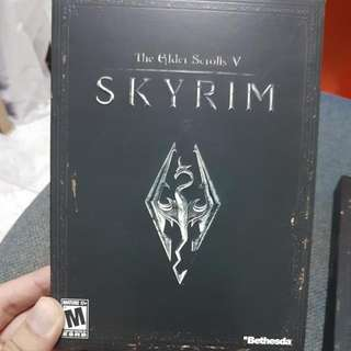 Ps3 Skyrim Collector Edition Game