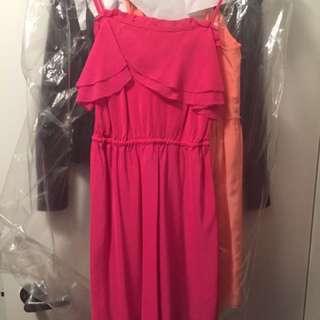 Aritzia Silk Dress - Size XXS