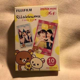 Fujifilm Polaroid Instax Mini Rilakkuma
