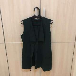 Cloth Inc - Dark Green Vest