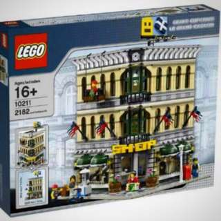 Lego 10211 Grand Emporium ( Limited Edition )