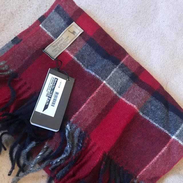 小羊駝圍巾