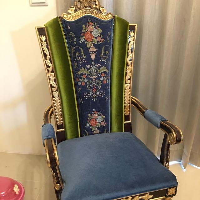 皇家訂做椅子