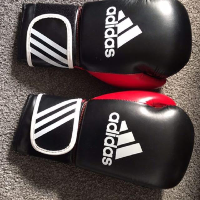 Adidas Boxing Gloves 12oz