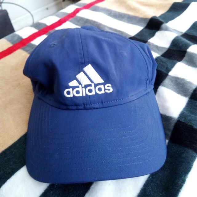 Adidas Cap Navy Blue
