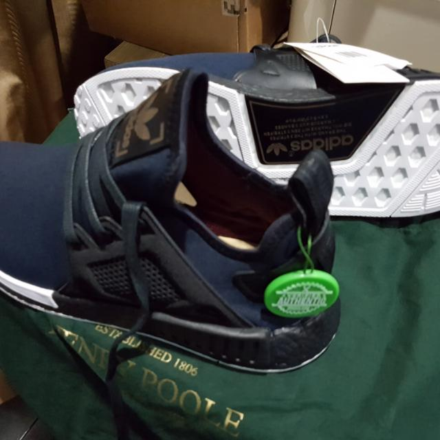 size 40 4923a 350a7 Adidas NMD XR1 Henry Poole, Men's Fashion, Footwear on Carousell
